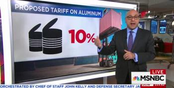MSNBC: Wilbur Ross Engineered Tariff Announcement