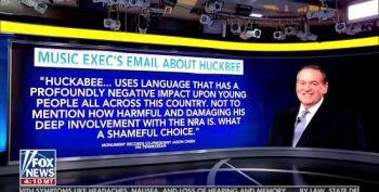 Fox & Friends Bemoans Huckabee Resignation From CMA