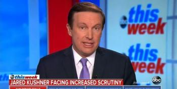 Sen. Chris Murphy: Time For Kushner To Go
