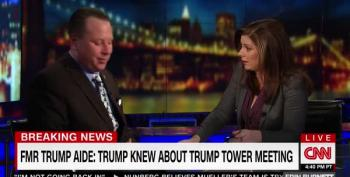 Erin Burnett Asks Sam Nunberg If He's Been Drinking