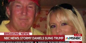 Stormy Daniels Sues Donald Trump