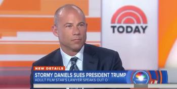 Stormy Daniels' Attorney On Today Show: No Doubt It Was Sexual