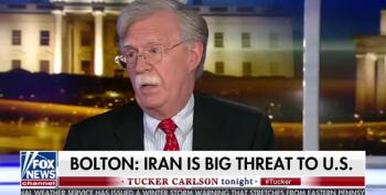 John Bolton Tells Tucker Carlson He's 'Simple-Minded' About Foreign Policy