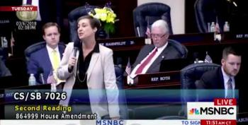 Florida Rep: Why Should We Listen To Children About This Law?