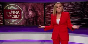 Samantha Bee: The NRA Is A Cult