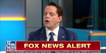 Scaramucci Apologizes For Nasty 'Suppository' Remark About Rachel Maddow
