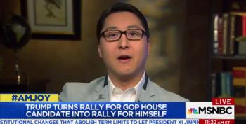 Kurt Bardella Cautions Media Against 'Rewarding Bad Behavior' By Streaming Trump Rallies