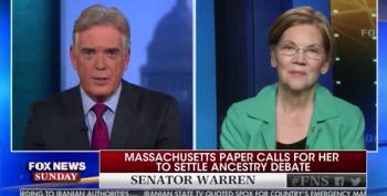 Fox's John Roberts Asks Elizabeth Warren If She'll Take A DNA Test