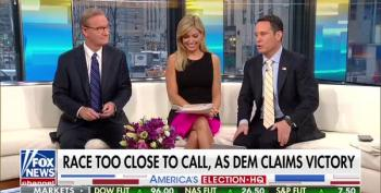 Fox And Friends Says Conor Lamb Won Because 'Cuteness'