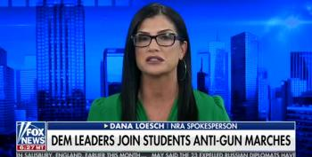 Dana Loesch Unhinged Over Student Walkout