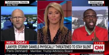 Rick Wilson Taunts Paris Dennard Into Saying 'I Love Donald Trump Screwing A Porn Star!'