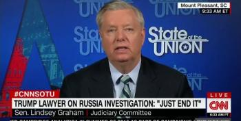Graham: Trump Firing Mueller Would Be 'The Beginning Of The End' Of His Presidency