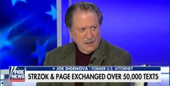 Conspiracy Crank Lawyer Joe DiGenova On Trump