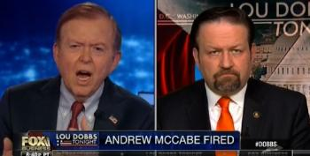 Dobbs And Gorka: DOJ A 'Viper's Den' Thanks To The Black Folks Who Used To Run It