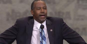 Ben Carson Lies To Congress, Blames Expensive Table Purchase On His Wife