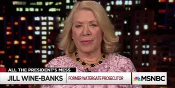 Jill Wine-Banks Insults Trump's Lawyers Because They Deserve It