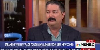 Randy 'Ironstache' Bryce: 'Paul Ryan Doesn't Know What Hardship Is'