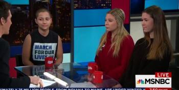 Stoneman Douglas Students Tell Rachel Maddow 'Our Generation Is Going To Be The Change'