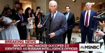 Guccifer 2.0 Is Russian Intel And We Got Your Collusion Right Here