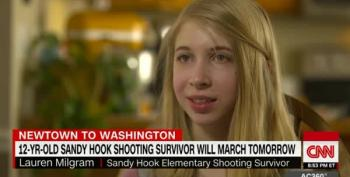 "Sandy Hook Parent On Pushing Change In Gun Laws, ""We Were Too Polite."""