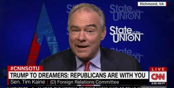 Tim Kaine: Trump Could Fix DACA If He Wanted To