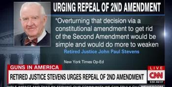 John Paul Stevens Pens Op-Ed On Repealing Second Amendment