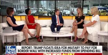Brace Yourself, Trumpsters:  'Outnumbered' Is Doubting Your 'Wall'
