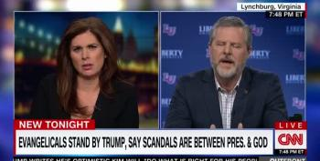 Jerry Falwell, Jr. Thinks He Could Still Support Trump, Even In The Case Of Rape