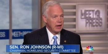 Ron Johnson: Mueller Too Close To The FBI