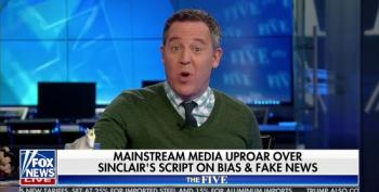 Fox's Gutfeld Defends Sinclair's Trump-Like 'Promotional Campaign'