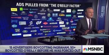 Lawrence Smacks Bill O'Reilly Again, This Time On Boycotts
