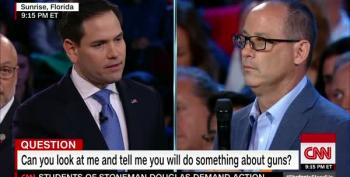 Rubio: 'If You're 18, You Shouldn't Be Able To Buy A Rifle'