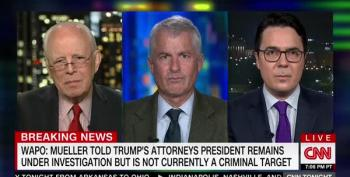 Philip Mudd: If I Was The Subject Of A Mueller Probe, 'I'd Wet My Pants'