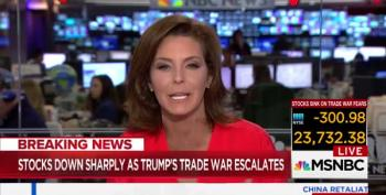 Stephanie Ruhle Calls Out White House On Trade: 'Wilbur Ross Is Lying'