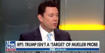 Jason Chaffetz: Whether 'Target' Or 'Subject', Trump Is Not Out Of The Woods