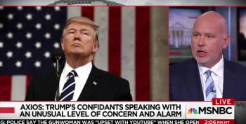 Steve Schmidt Whacks Trump's Disregard For Laws: 'He's Doing The Work Putin Aspires To'