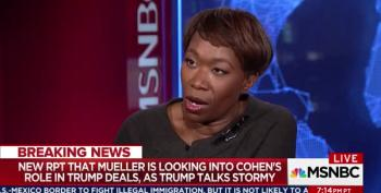 Joy Reid: 'No Way Out' For Trump In Stormy Daniels Case