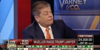 Stuart Varney Is Not Happy With Andrew Napolitano Today