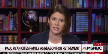 Why Does Kasie Hunt Sound Like A Paul Ryan Fangirl?