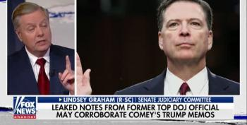 Lindsey Graham Advises Trump Directly During Fox News Interview: 'Let The Process Play Out'