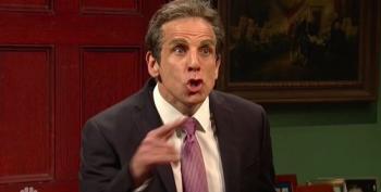 SNL Cold Open: Michael Cohen Meets Robert Mueller