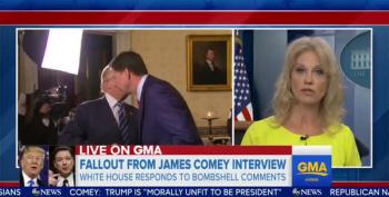 Kellyanne Conway Admits Comey Swung Election For Trump