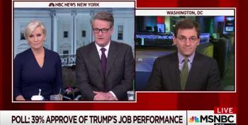 Joe Scarborough Whines That Democrats Don't Have A Message