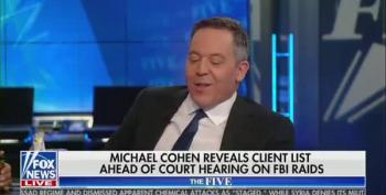 Fox 'News' Is Conflicted Over Hannity Relationship With Michael Cohen