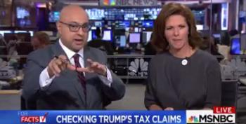 Velshi And Ruhle Fact Check The Trump Tax Scam