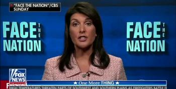 Nikki Haley Pushes Back Against White House And 'The Five' Is Nervous