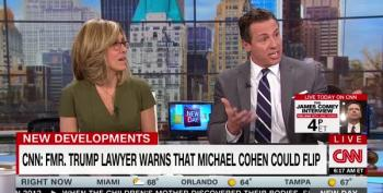 Cuomo Laughs At The Suggestion That Michael Cohen Will Flip