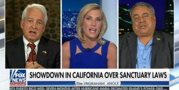 Laura Ingraham Cuts Off Guest When He Mentions Her Sponsors Dropping Like Flies