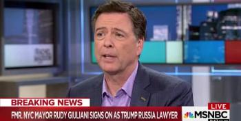 Comey Ordered Investigation Into Giuliani And The Leaky FBI