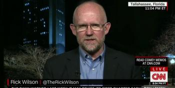 Rick Wilson Rips Republicans For Releasing Comey Memos
